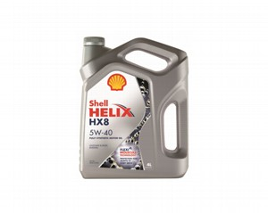 Масло моторное Shell Helix HX8 5w40 4 л