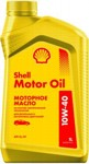 Масло моторное Shell Motor Oil 10W-40 1л.