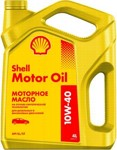 Масло моторное Shell Motor Oil 10W-40 4л.